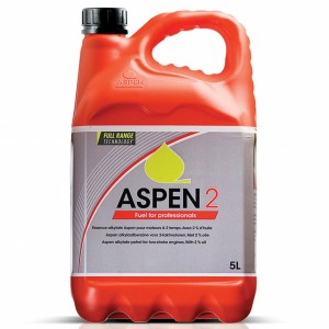 Aspen 2 Twee-Takt Brandstof 5L