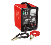 Helvi Rapid 380 Acculader met Booster/Starthulp