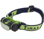Tirax Oplaadbare LED Hoofdlamp